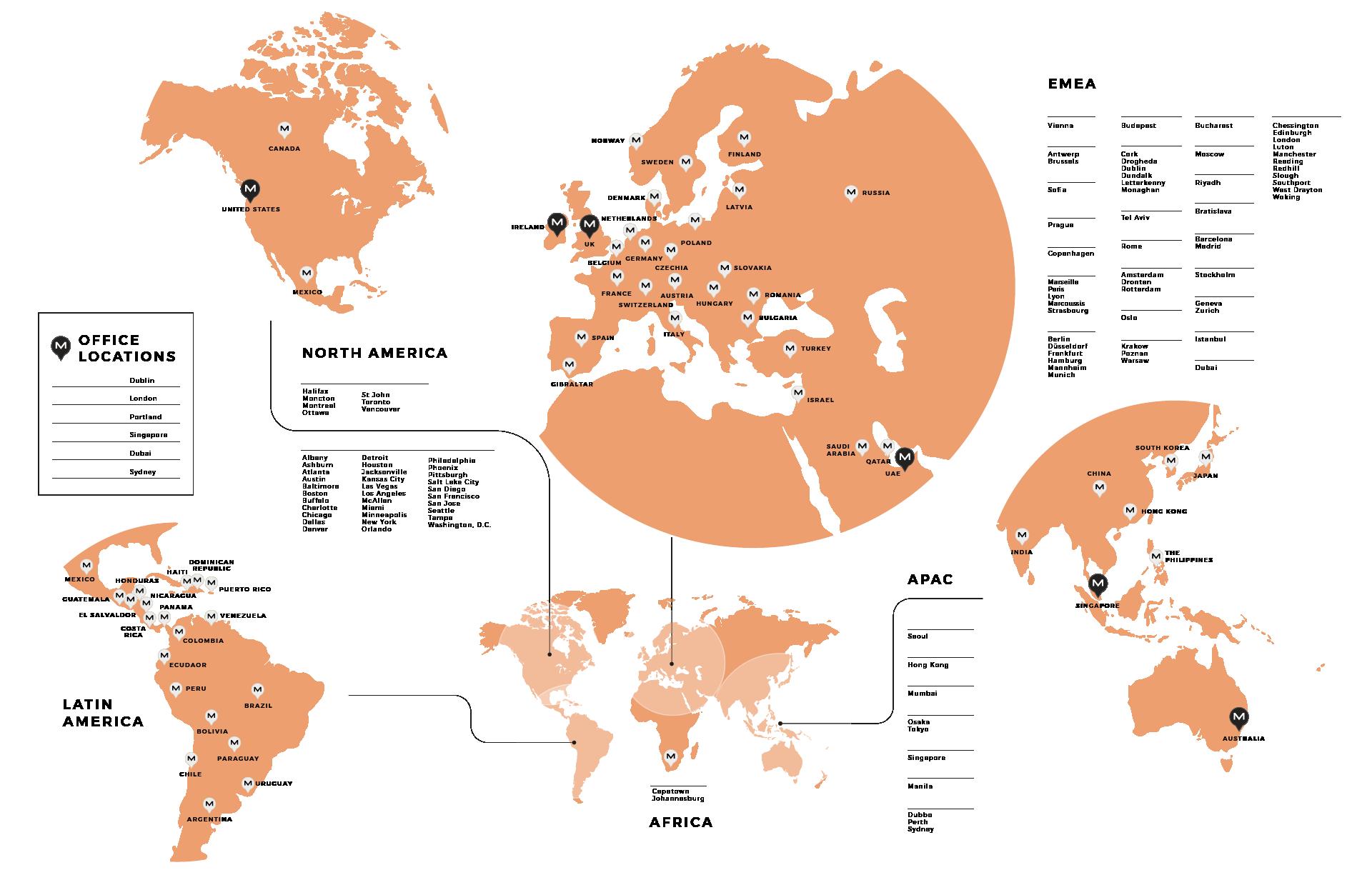 Magnet Map