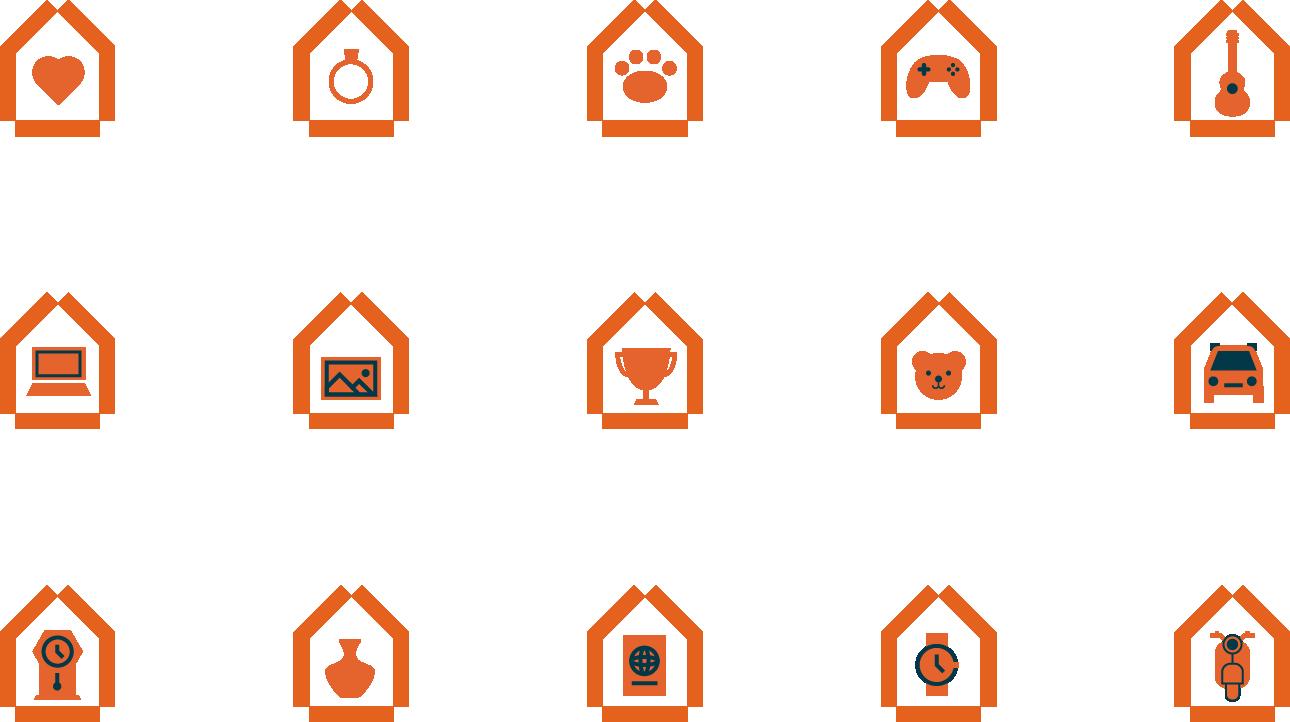 Homesecure Icon Set
